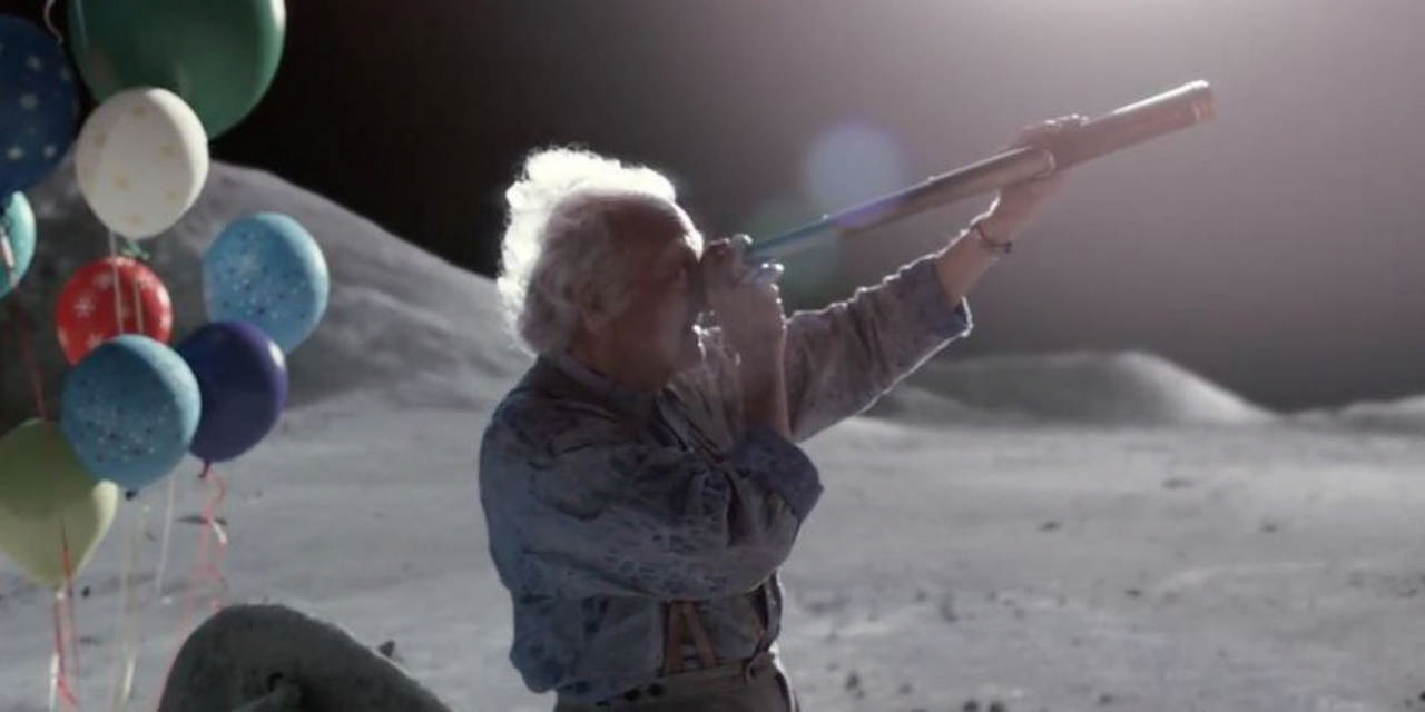 """""""The Man On The Moon"""" John Lewis With 'The Long Wait', 'The Bear & The Hare' and 'Monty's Christmas; (see Bullets 2011, 2013 and 2014) John Lewis have surpassed their previous 'best-ever' year after year. """"The Man In The Moon"""" did it , again in 2015. With record Christmas sales and profits, taking £951m in revenue vs. £596m in 2011. (And raised £183K in collection tins and +£2.5m in new corporate sponsorships for Age Concern UK)."""