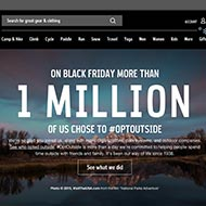 <strong>&quot;#optoutside&quot;</strong><br /><strong>REI - Venables Bell &amp; Partners San Francisco</strong> <br />Outdoor retailer REI closed all their 143 stores on 'Black Friday', the biggest shopping day of the year, inviting the country to #optoutside. 170 other businesses followed suit: scores of parks offered free entry for the day; 1.4m people chose to spend Black Friday outside: REI revenues up double digits YOY (bucking industry trends): applications to work at REI up 92% in Q4 2015.