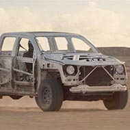 <strong>&quot;The Naked Ute&quot;</strong><br /><strong>Volkwagen Amorok - DDB Sydney</strong> <br />In rural Oz, a Ute (pick-up truck) is a way of life. The Amarok's sleek design suggested less toughness vs. Toyotal and Mazda. So they stripped it of its cover for the ads. Campaign idea: guess identity of the 'Naked Ute'. Brought cost per lead (to dealer) down from $225 to $93. Sales up 19% yoy.